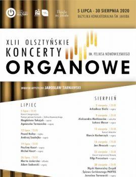 43. Olsztyńskie Koncerty Organowe